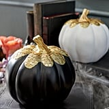 Gold Jeweled Pumpkins