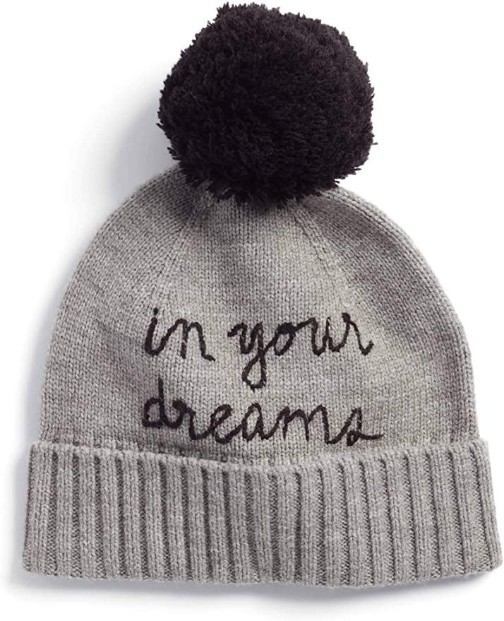 Kate Spade in Your Dreams Beanie Hat
