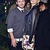 Kevin Connolly and Sabina Gadecki