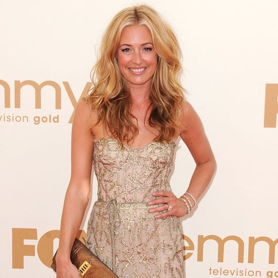 Cat Deeley Emmys 2011 Red Carpet Pictures