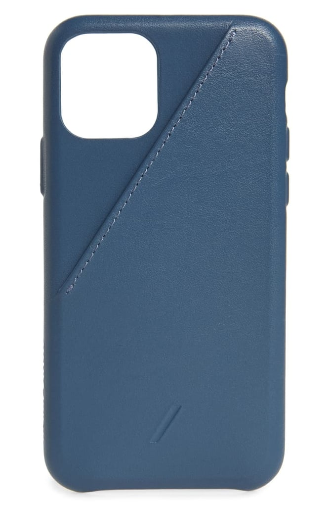 Native Union Clic Card iPhone 11 Pro Max Case