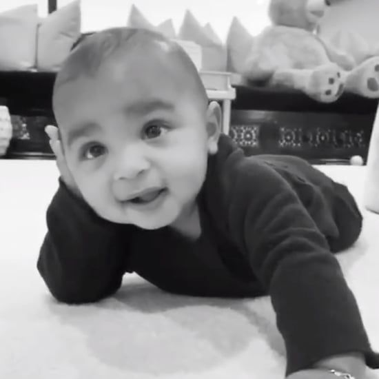 Kim Kardashian's Birthday Message For 1-Year-Old Psalm West