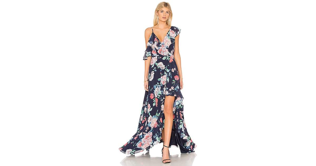 ea8e51d1942c7 Yumi Kim Butterfly Kiss Maxi Dress | Best Wrap Dresses 2018 | POPSUGAR  Fashion Photo 13