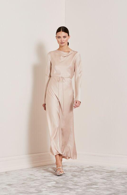 Heartbeat Long Sleeve Dress ($480)