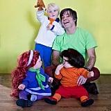 Fred, Shaggy, Velma, and Daphne (Scooby-Doo)
