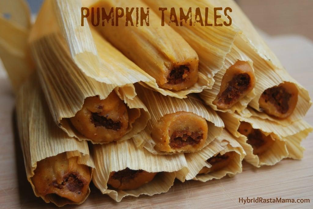 Pumpkin Tamales