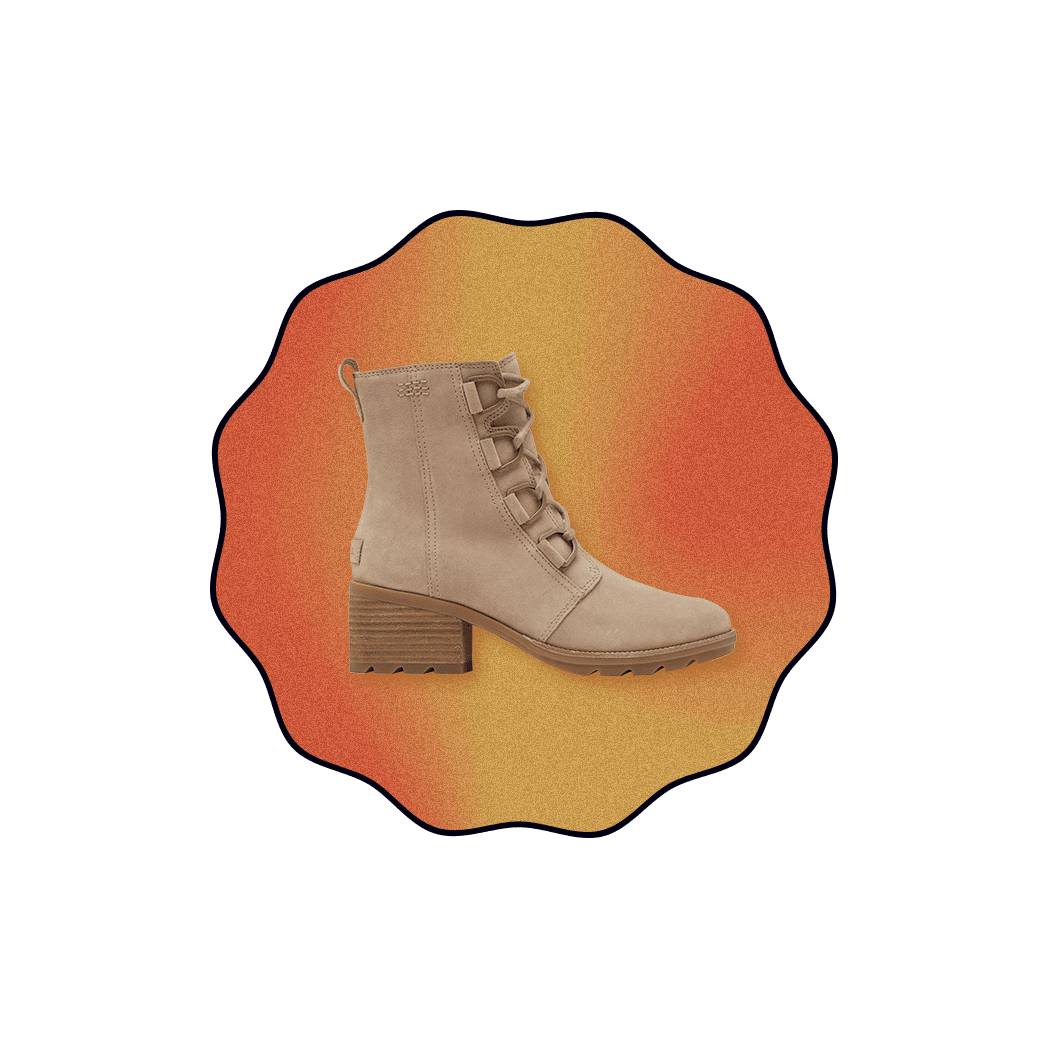 SOREL's Cate™ Lace Booties