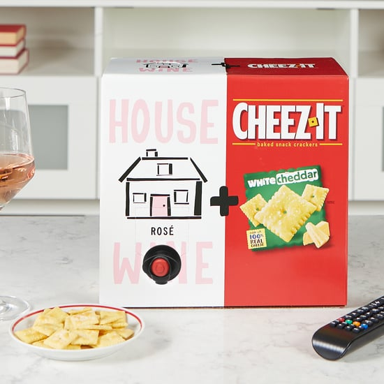 How to Buy a White Cheddar Cheez-It and House Wine Rosé Box
