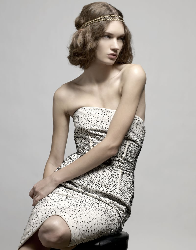 Pretty to Pieces: Jennifer Behr's Summer '10 Collection