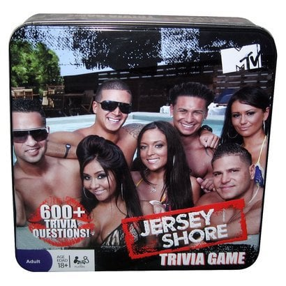 Jersey Shore Trivia Game $16
