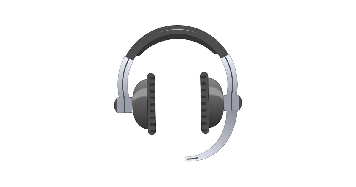Headphones | Emojis We Wish Existed | POPSUGAR Australia ...