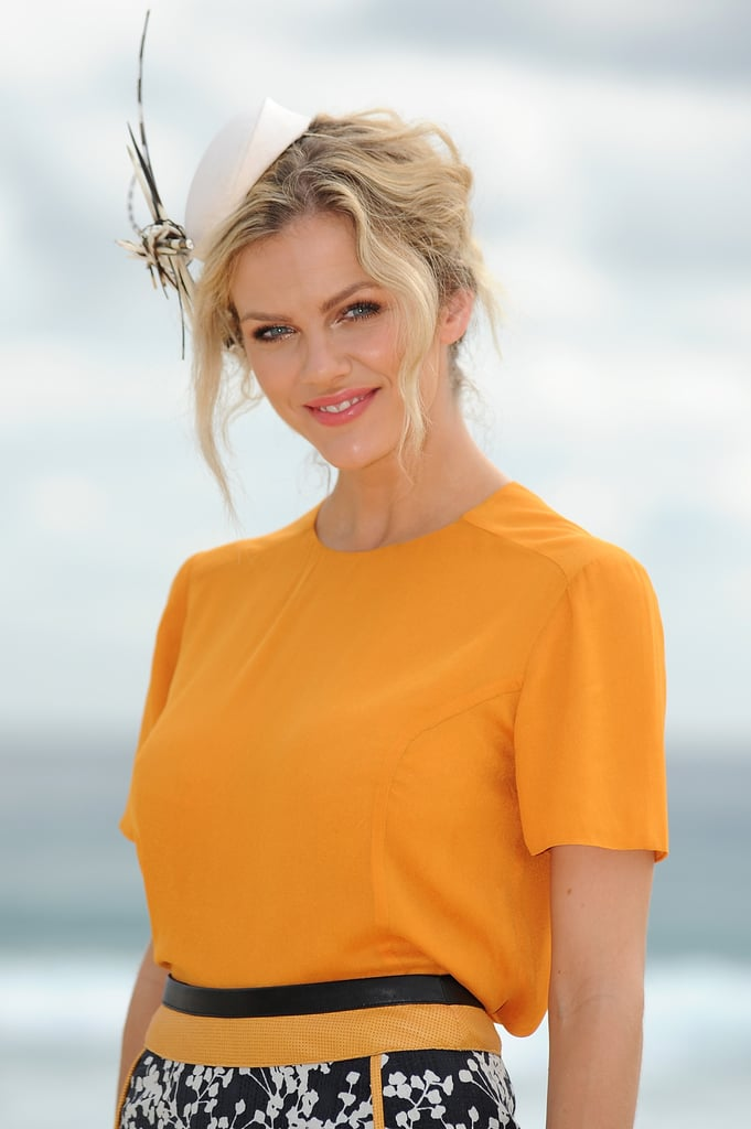 Brooklyn Decker, Magic Millions Day 2012