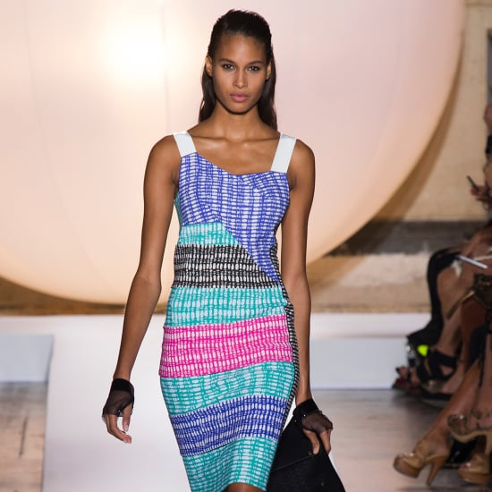 2014 Spring Paris Fashion Week: Roland Mouret Full Runway