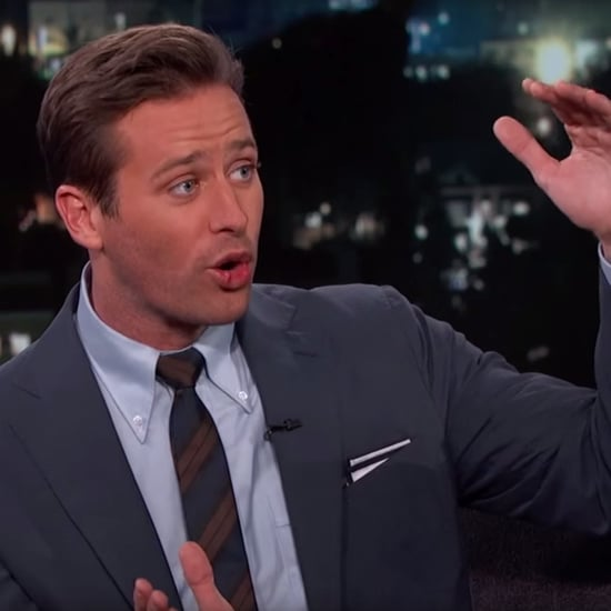 Armie Hammer's Nude Photo Leak Is His Own Fault, and It's Hilarious