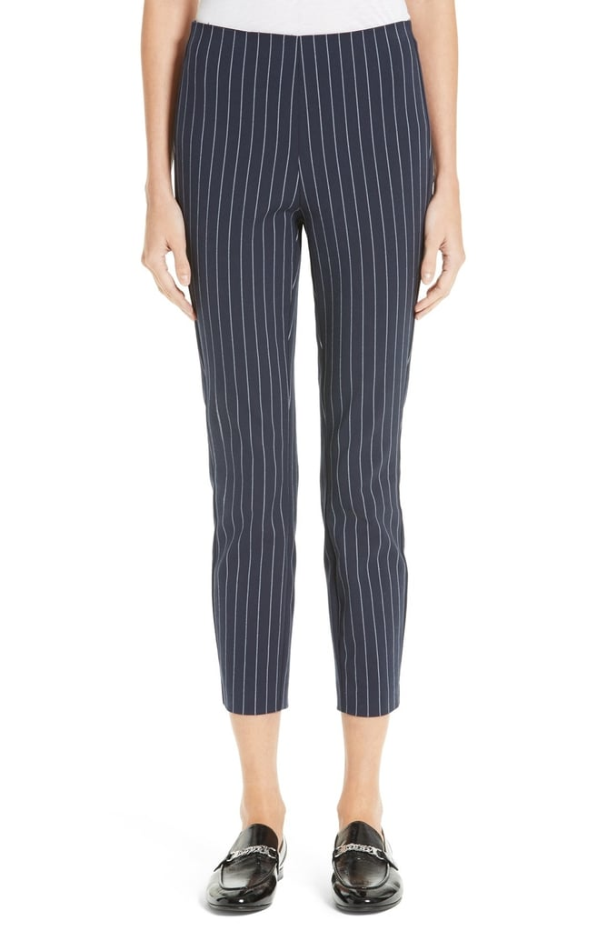 If you love a tailored and skintight trouser, give these Rag & Bone pinstripe options ($295) a try.