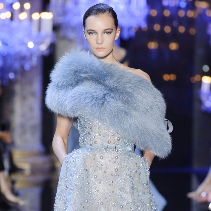 Elie Saab Fall 2014 Paris Haute Couture Runway Show Pictures