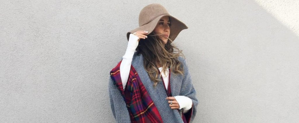 15 Effortless Ways to Style a Blanket Scarf