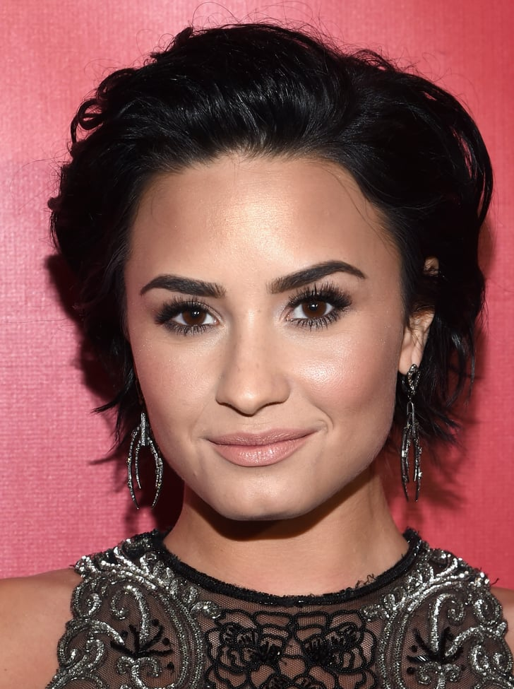 2016 | Demi Lovato's Eyebrows | POPSUGAR Latina Photo 8