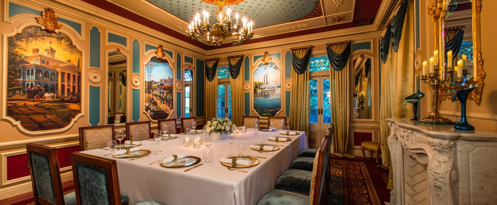 This Insanely Luxurious Private-Dining Disney Experience Costs $15,000