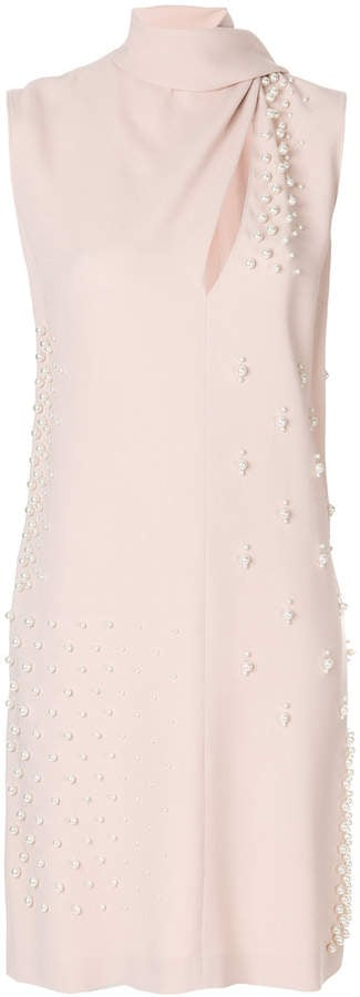 Stella McCartney Pearl-Embellished Dress