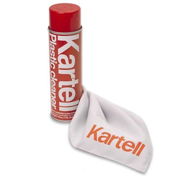 Casa Quickie: Kartell Plastic Cleaner