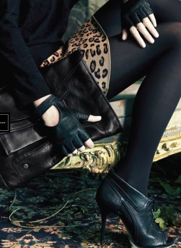 Sneak Peek! BCBG's Decadent Fall '10 Accessories