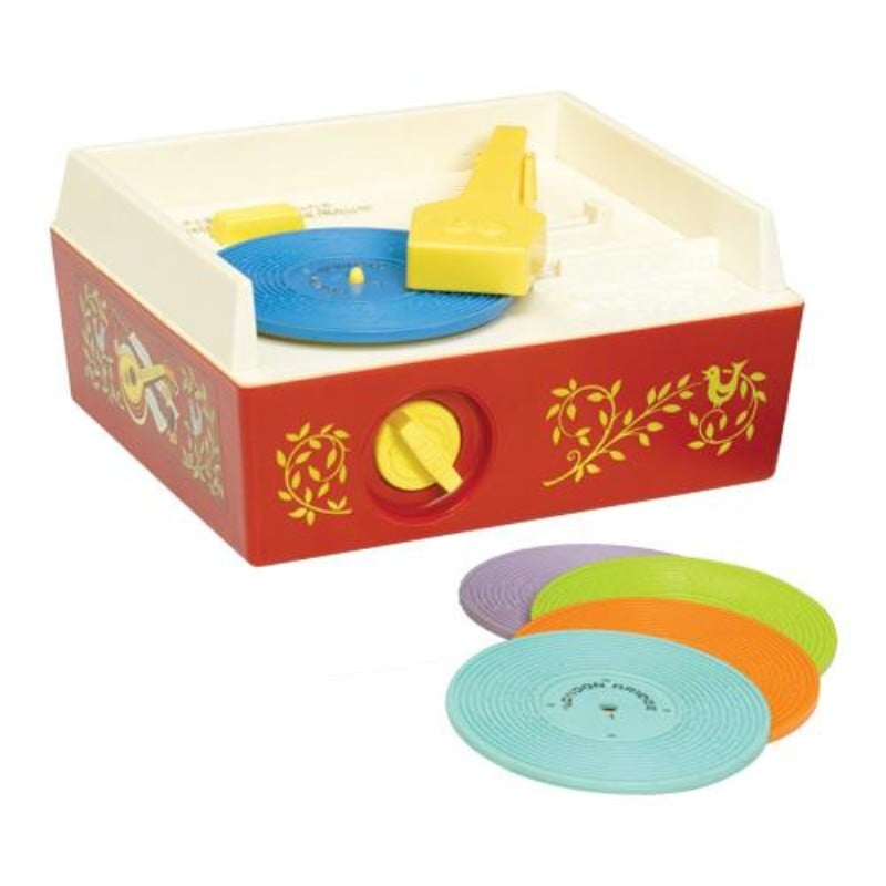 Old School Fisher-Price Record Player ($29) | Gifts For Hipster ...