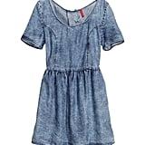H&M Denim Dress ($25)