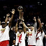 The Toronto Raptors Bring 1 Home to Canada