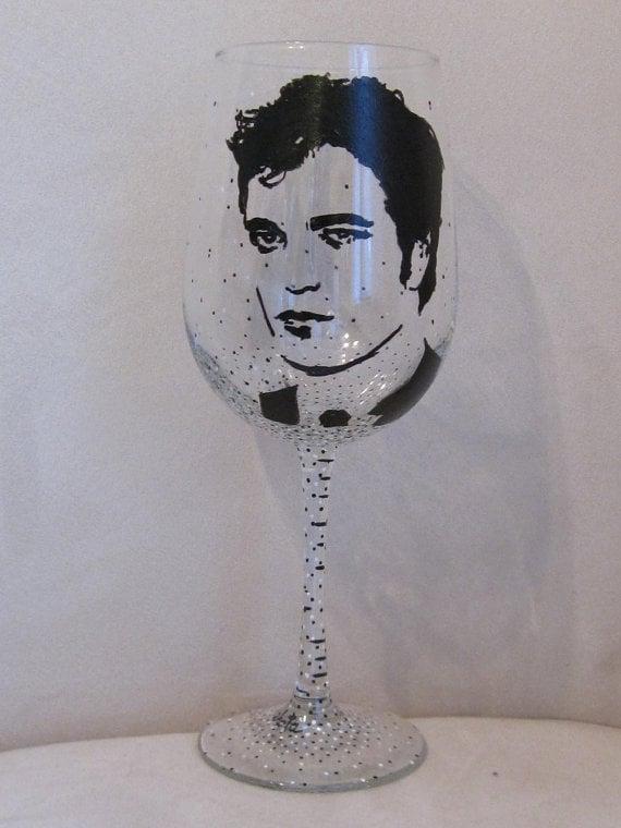 Wine Glass ($22)