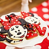Jenny's signature cookies were a labor of love but were worth it. How cute!