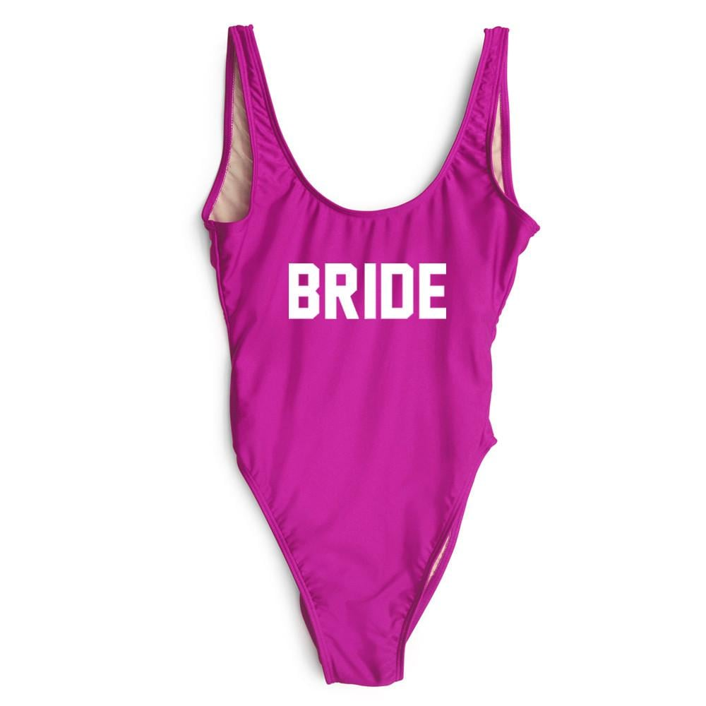 Private Party Bride Swimsuit