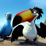 Rio Wins Number One Box Office Spot