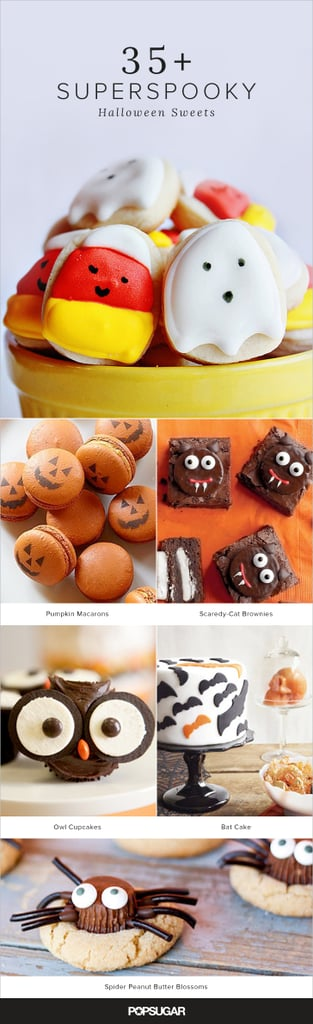 Halloween Cookie, Cake, and Treat Ideas