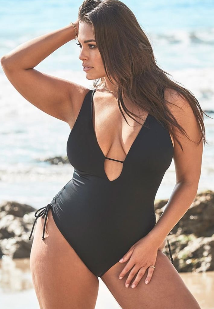 Ashley Graham x Swimsuits For All A-List Daisy One Piece Swimsuit