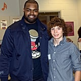 """""""When the movie, The Blind Side came out, it had a big emotional impact for my son, because in the movie, Oher was taken from his parents in a manner similar to what happened to my son. . . . [At a book signing] Michael had a long and personal conversation with my son. They talked about how my son can overcome challenges like college sports, how to handle his biological parents, and how to use his past as fuel. We're Michael Oher fans now."""""""