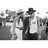 Gigi Hadid and Cody Simpson Mastered Their Couple Style at Coachella