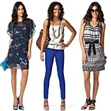 While we wait on pins and needles for the Jason Wu for Target collection, here's a sneak peek at another awesome line from Target. Filled with signature house brands like Mossimo, Converse One Star, and Xhilaration, we're loving these Spring looks a lot.