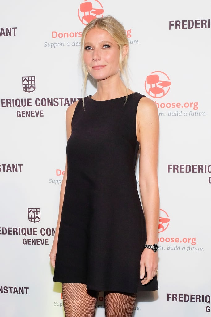 It Took Gwyneth Paltrow Less Than 1 Second to Name Her Favorite Designer Bag