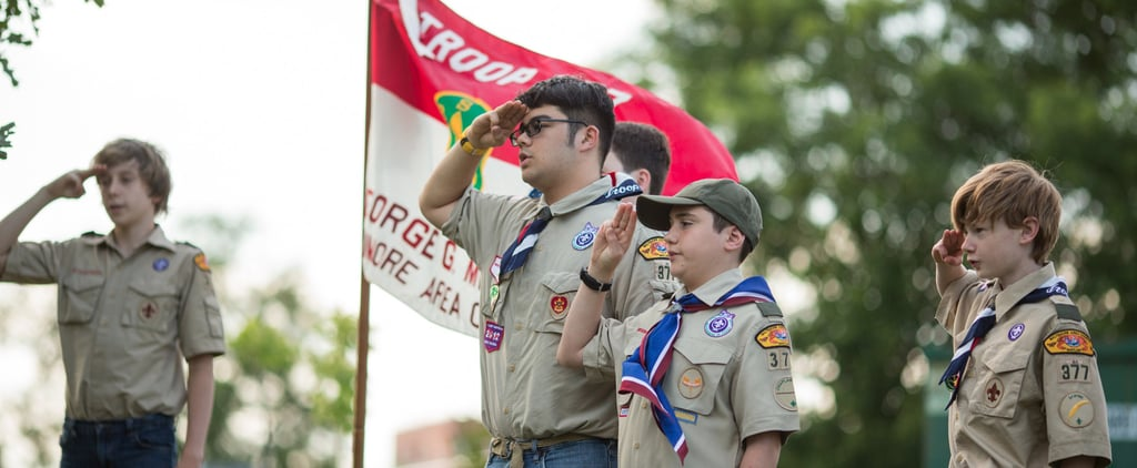 What I Really Think of the Boy Scouts' Decision as a Mom to a Girl Scout