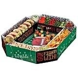 Football Snack Stadium Chip and Dip Platter