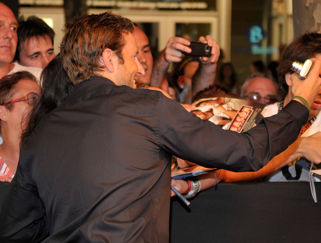 Photos of The Hangover's Barcelona Premiere
