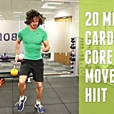 20 Minute Cardio & Core Movement HIIT