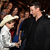 Mason Ramsey and Russell Dickerson