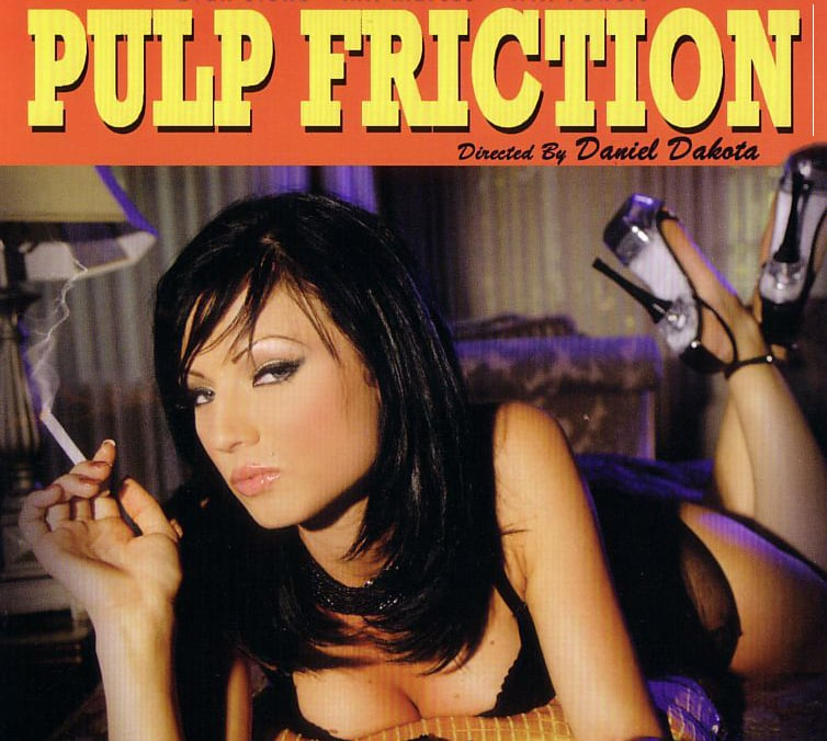 Pulp Fiction Porn Parody