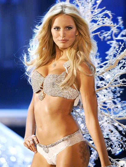 Karolina Kurkova: 'It Takes About a Whole Week to Rinse Off All the Sparkle' After a Victoria's Secret Show