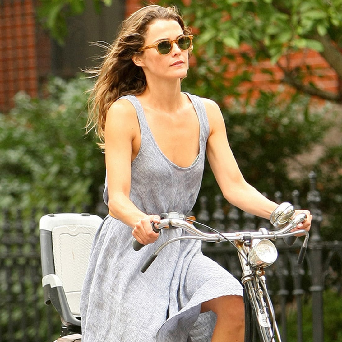 keri russell in nyc | pictures | popsugar celebrity