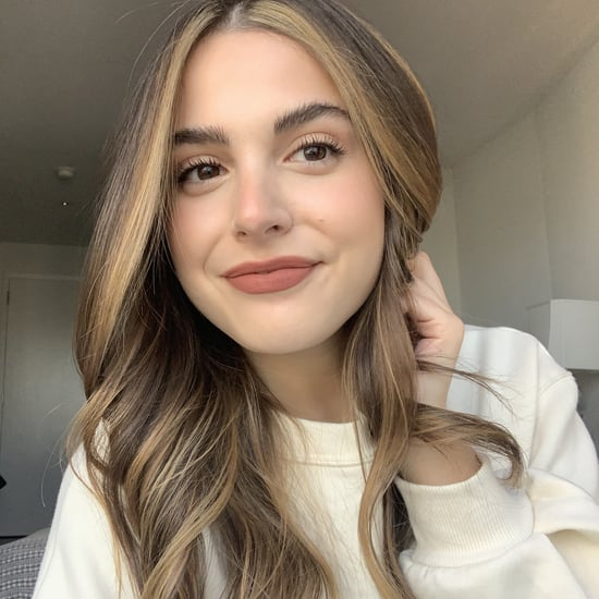 I Tried the Money-Piece Highlights Hair-Color Trend