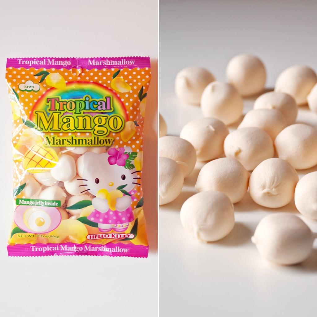 Hello Kitty Mango Marshmallows
