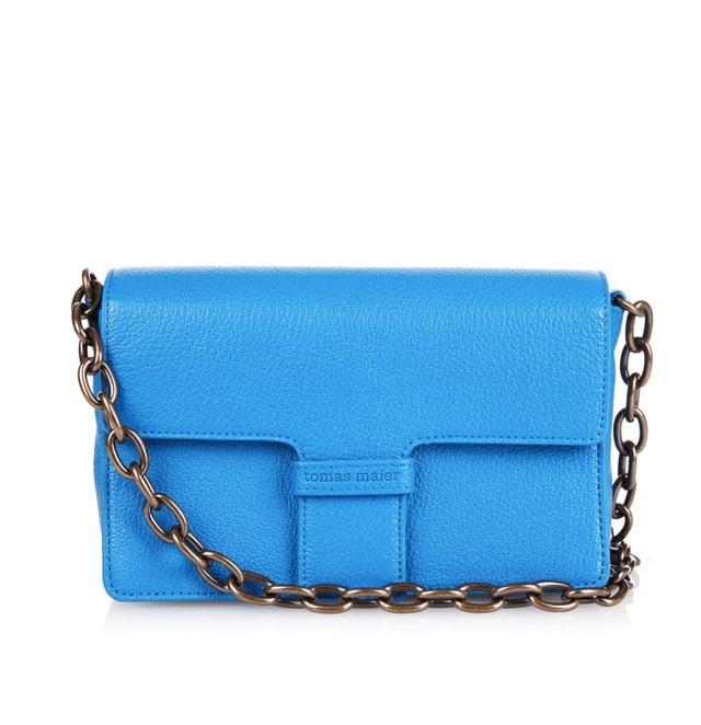 Thomas Maier Front-Flap Mini Chain Bag ($813)